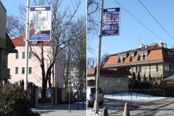Tablice reklamowe w Kaliningradzie